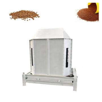Fish chicken feed pellet cooler SKLB series feed cooling machine pellet fish feed cooler