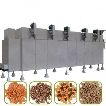 Electric Dog Biscuit Making Machine SS Pet Food Manufacturing Equipment