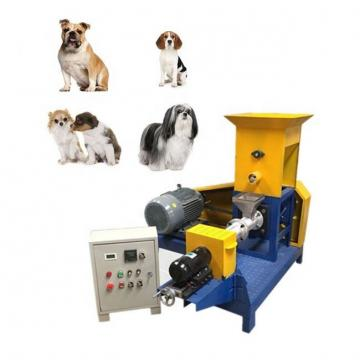 Stainless Steel Pet Food Making Machine/Electric Dog Biscuits Machine,Cat Food Maker