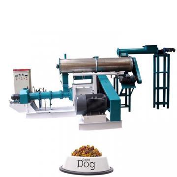 High efficiency factory manufactured dog bone biscuit machine