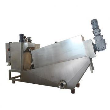 Actived Screw Press Sludge Dewatering Machine for Wastewater Treatment