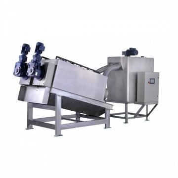 Screw Press Wastewater Treatment Sludge Dewatering Machine for Waste Water Treatment
