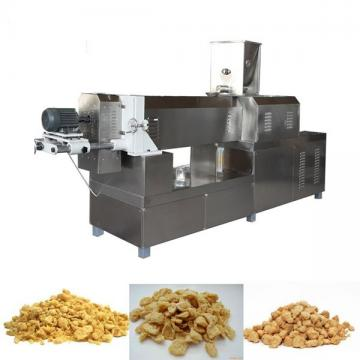 Food extruder machine textured soy protein production line
