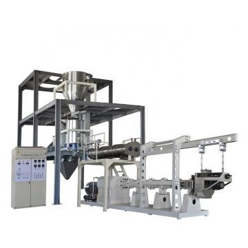Electric Driven Soy Protein Machine Defatted Soy Flour Raw Materials 1 Year Warranty