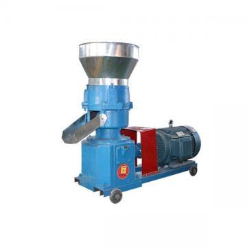 Animal feed pellet mill /pellet machine flat die feed pellet machine