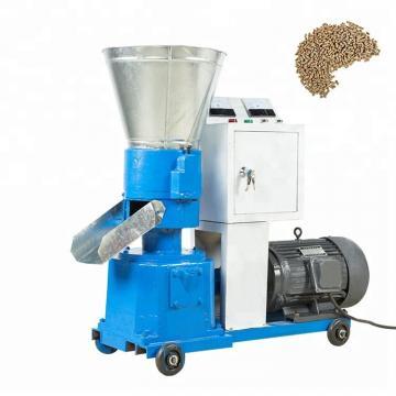 Hot Sales Pellet Matrix Die Pellet Mill For Fish Feed Machine Manufacturer For Euro Market