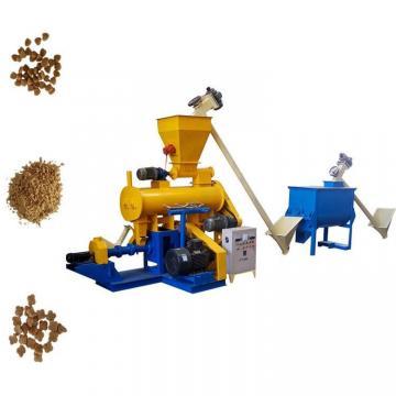 100kg 200kg Flat Die Feed Pellet Mill Animal Feed Maker Machine