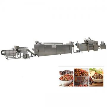 Sinking Fish Feed Production Machine Floating Fish Feed Extruder