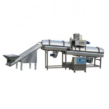 Twin Screw Conveyor Floating Feed Extruder Machine Fully Automatic