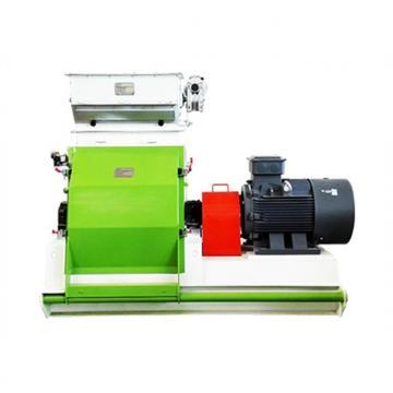 High Separating Efficiency Hammer Mill Machine For Granular Feed Materials