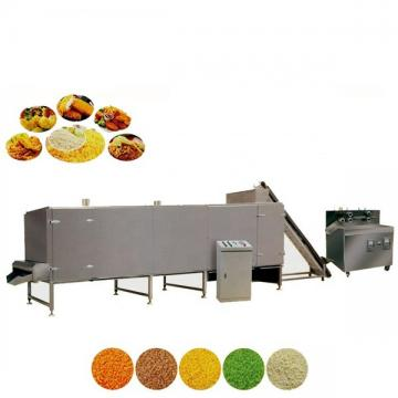 New Bread Crumb Making Machine Food Extruder Production Line