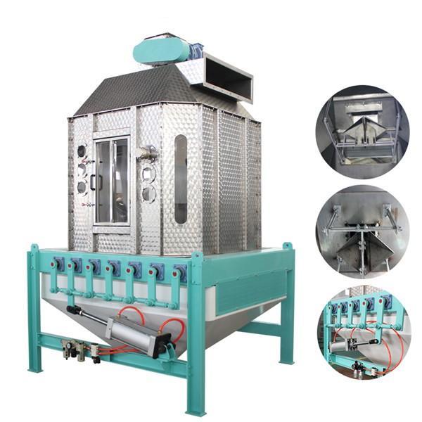 High Efficiency Feed Pellet Cooler Counterflow Rust Resistant Energy Saving #1 image