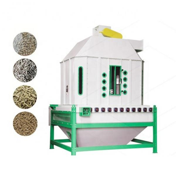 Hot Sell Horizontal Pellet Cooler for Feed Pellets and Wood Pellets #1 image