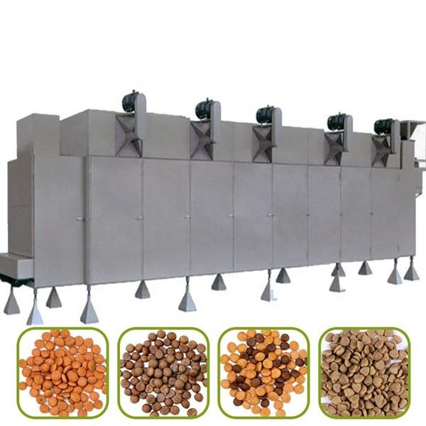 Electric Dog Biscuit Making Machine SS Pet Food Manufacturing Equipment #3 image