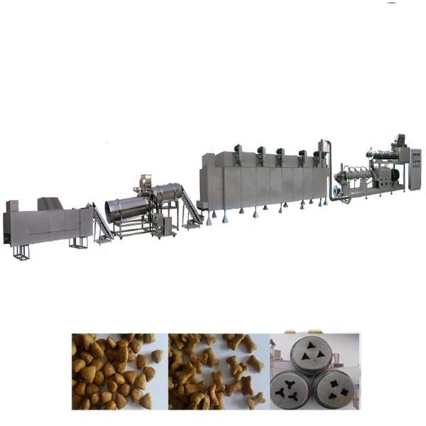 Electric Dog Biscuit Making Machine SS Pet Food Manufacturing Equipment #1 image