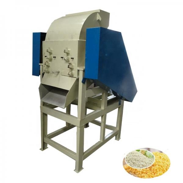 Automatic Shrimp Fish Beef Chicken Dressing Japaness Plain Panko Bread Crumbs Production Line #2 image